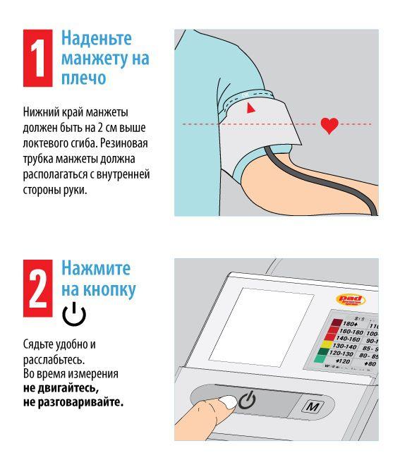 измерение давления цифровым прибором