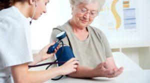 Гипертония у пожилых