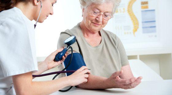 Профилактика гипертонии в пожилом возрасте