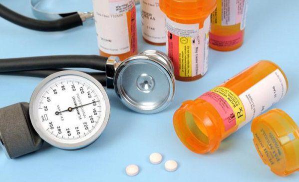 Лекарство от гипертонии