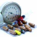 Таблетки от повышенного давления и гипертонии