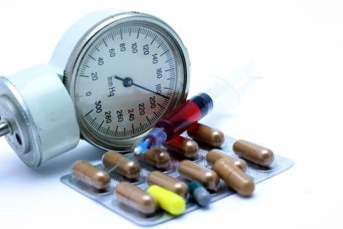 Перечень таблеток от понижения артериального давления