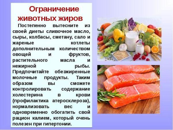 Изображение - Полезные продукты при гипертонии 1