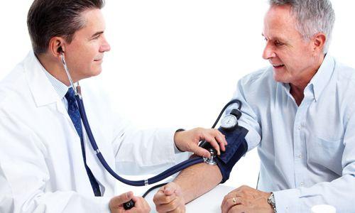 Лечение гипертонии у пожилых
