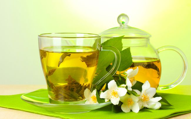Зеленый чай при гипертонии и давлении