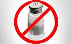 Соль повышает АД