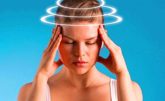 Как избавиться от головокружения при гипертонии