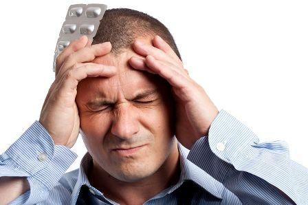 Болит голова при давлении