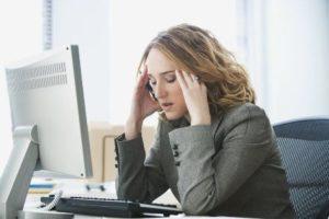 высокое артериальное давление на работе