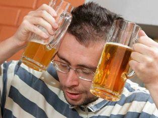 Пиво повышает АД