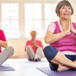 Гимнастика при гипертонии: полезные упражнения