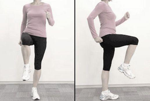 Полезное упражнение при гипертонии
