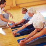 Эффективные упражнения при гипертонии