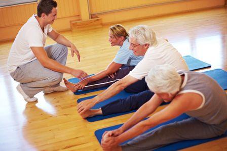 полезные упражнения от гипертонии