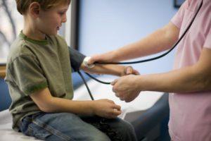 Симптомы давления у ребенка
