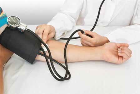 Обследование артериального давления