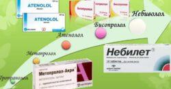 Бета-адреноблокаторы при гипертонии