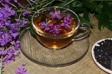 Иван-чай при гипертонии - Влияние иван чая на давление
