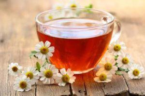 Полезный чай из ромашки от давления