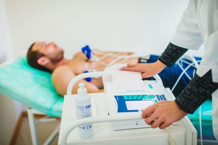 диагностика ЭКГ