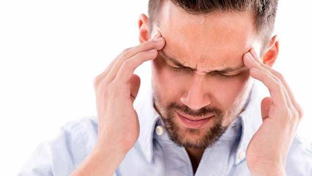 распирающая головная боль при давлении