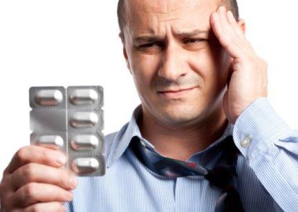 Лечение боли в затылке головы