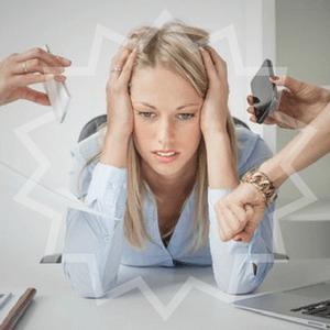 Гипергидроз при стрессе