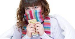 Простуда и артериальное давление человека