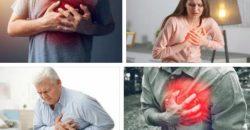 Боли в сердце виды и причины